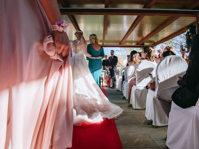 La boda de Ricardo y Alejandra en Robledo De Chavela, Madrid 23