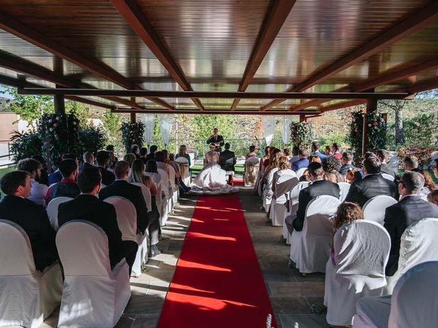 La boda de Ricardo y Alejandra en Robledo De Chavela, Madrid 25