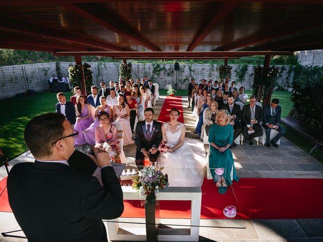 La boda de Ricardo y Alejandra en Robledo De Chavela, Madrid 26