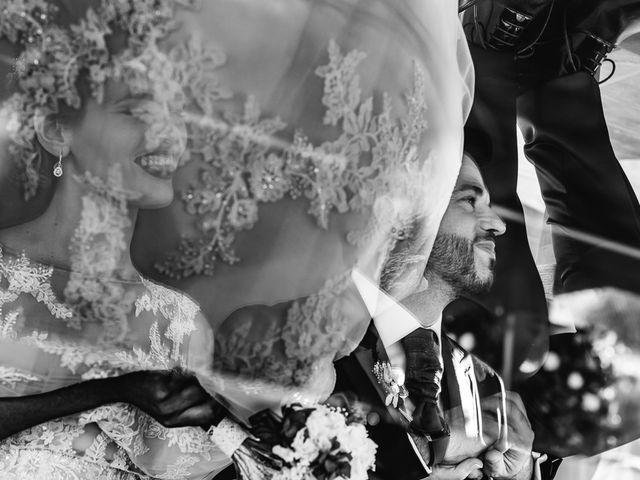 La boda de Ricardo y Alejandra en Robledo De Chavela, Madrid 27