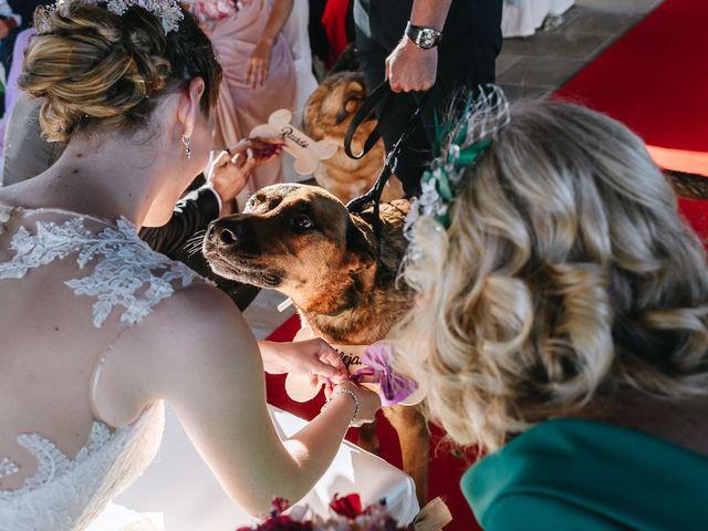 La boda de Ricardo y Alejandra en Robledo De Chavela, Madrid 28