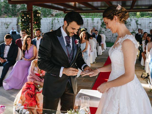 La boda de Ricardo y Alejandra en Robledo De Chavela, Madrid 30