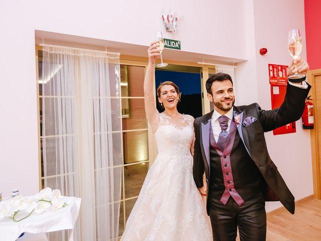 La boda de Ricardo y Alejandra en Robledo De Chavela, Madrid 37