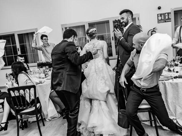 La boda de Ricardo y Alejandra en Robledo De Chavela, Madrid 38
