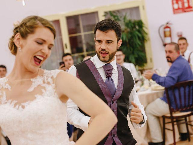 La boda de Ricardo y Alejandra en Robledo De Chavela, Madrid 39