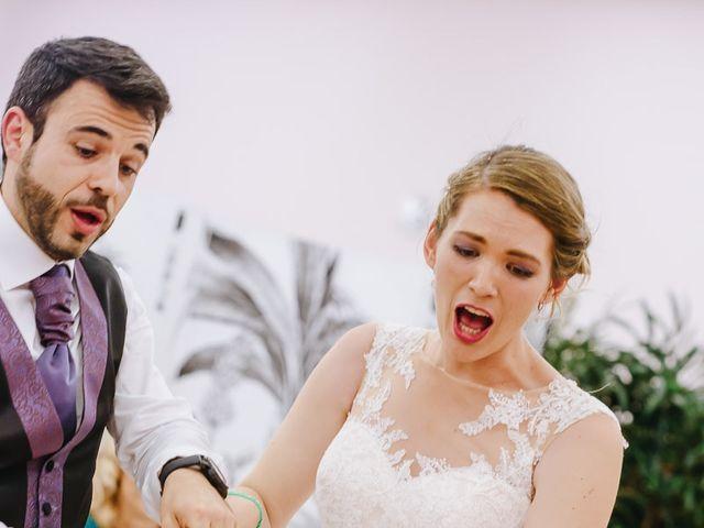 La boda de Ricardo y Alejandra en Robledo De Chavela, Madrid 40