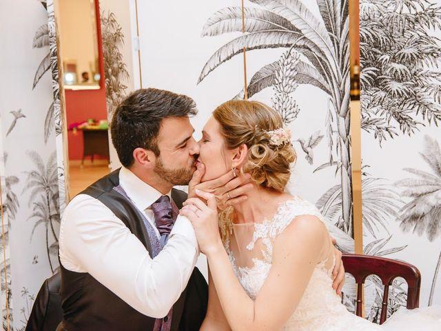 La boda de Ricardo y Alejandra en Robledo De Chavela, Madrid 41