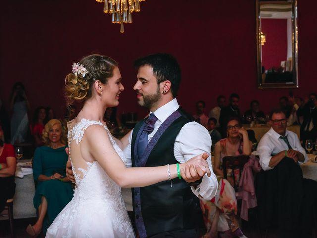 La boda de Ricardo y Alejandra en Robledo De Chavela, Madrid 44