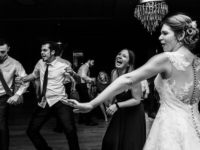 La boda de Ricardo y Alejandra en Robledo De Chavela, Madrid 48