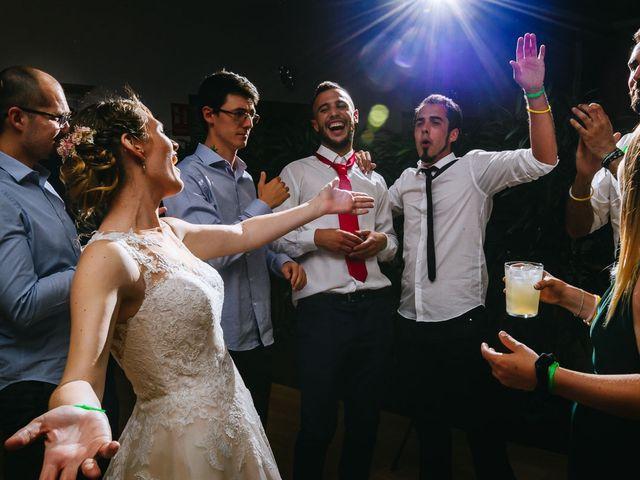 La boda de Ricardo y Alejandra en Robledo De Chavela, Madrid 50