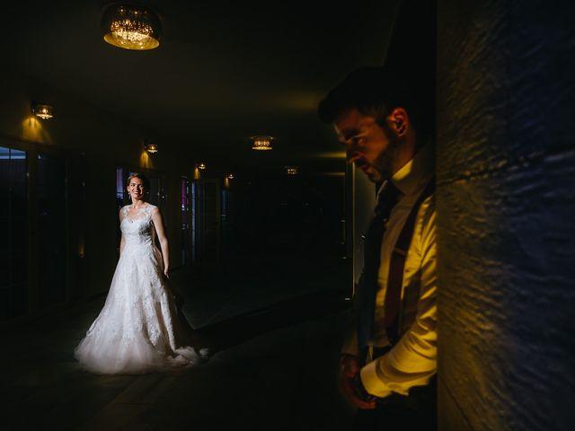 La boda de Ricardo y Alejandra en Robledo De Chavela, Madrid 51