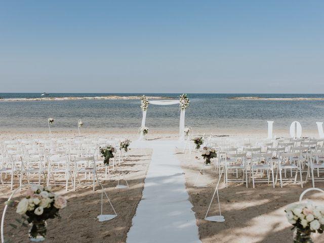 La boda de Bahry y Hayley en La Manga Del Mar Menor, Murcia 2