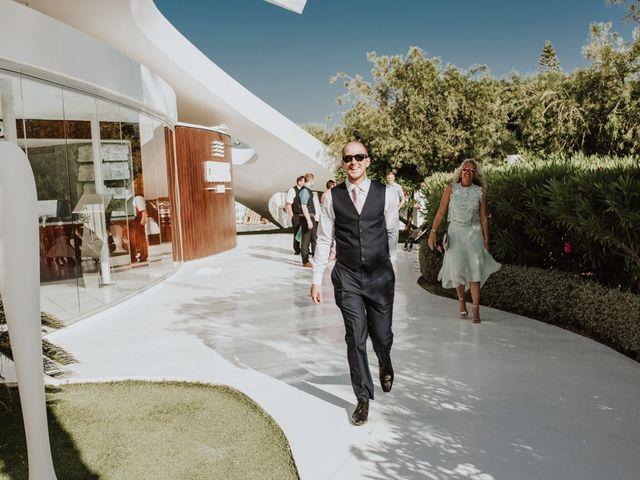 La boda de Bahry y Hayley en La Manga Del Mar Menor, Murcia 3