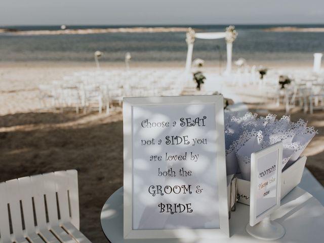 La boda de Bahry y Hayley en La Manga Del Mar Menor, Murcia 5