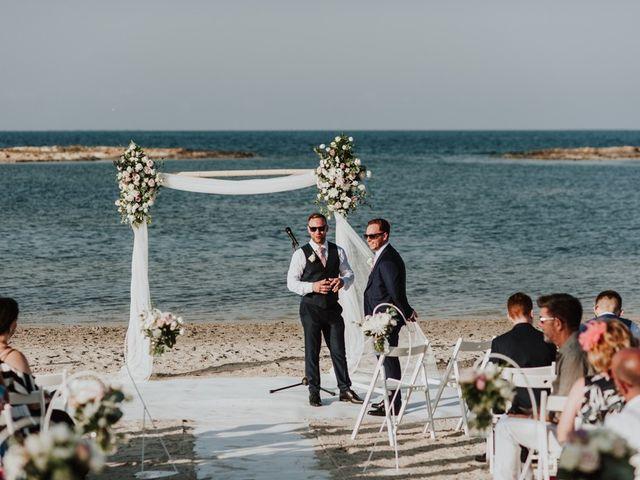 La boda de Bahry y Hayley en La Manga Del Mar Menor, Murcia 8