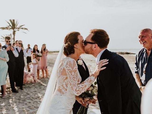 La boda de Bahry y Hayley en La Manga Del Mar Menor, Murcia 12