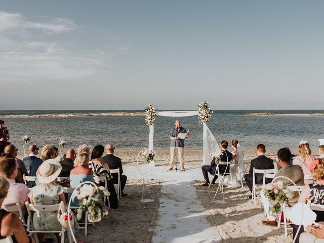 La boda de Bahry y Hayley en La Manga Del Mar Menor, Murcia 13