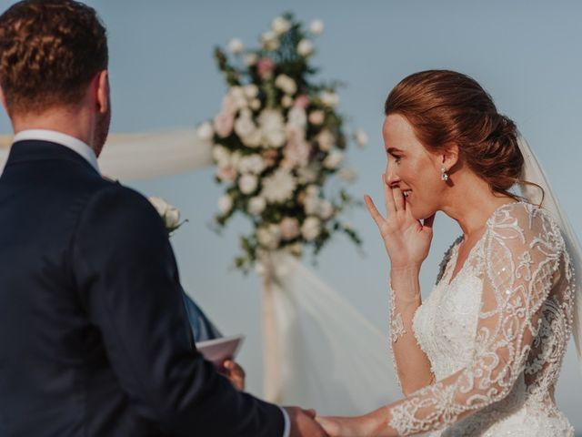 La boda de Bahry y Hayley en La Manga Del Mar Menor, Murcia 15