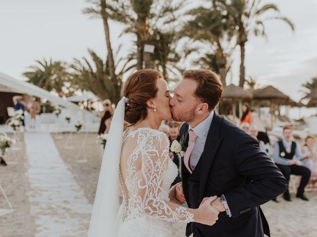 La boda de Hayley y Bahry