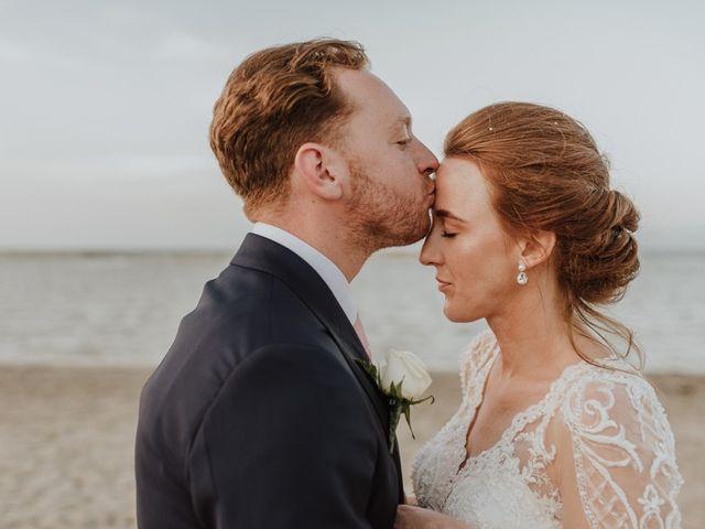 La boda de Bahry y Hayley en La Manga Del Mar Menor, Murcia 17