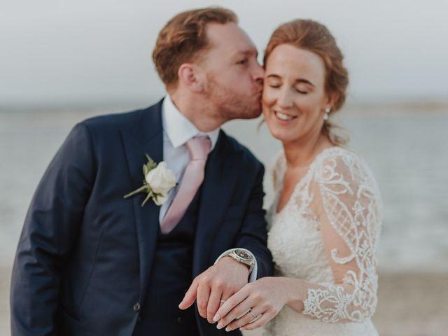 La boda de Bahry y Hayley en La Manga Del Mar Menor, Murcia 18