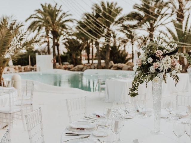La boda de Bahry y Hayley en La Manga Del Mar Menor, Murcia 19