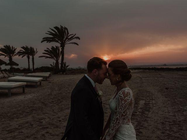La boda de Bahry y Hayley en La Manga Del Mar Menor, Murcia 24