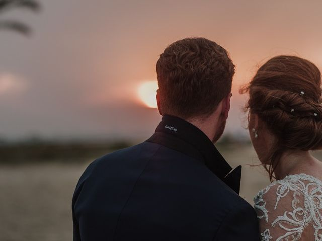 La boda de Bahry y Hayley en La Manga Del Mar Menor, Murcia 25