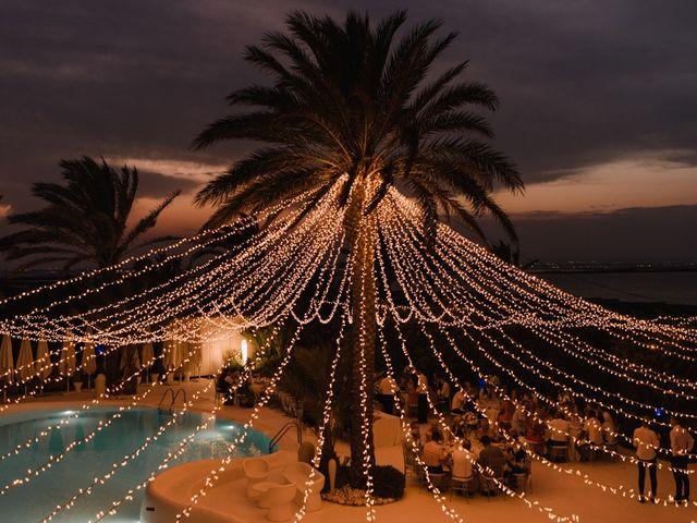 La boda de Bahry y Hayley en La Manga Del Mar Menor, Murcia 29