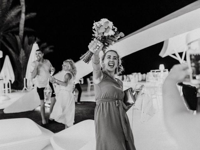 La boda de Bahry y Hayley en La Manga Del Mar Menor, Murcia 30