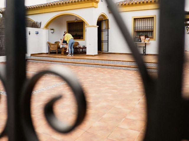 La boda de Carlos y Julia en Santiago De La Ribera, Murcia 1