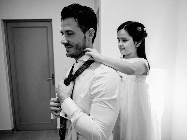 La boda de Carlos y Julia en Santiago De La Ribera, Murcia 18