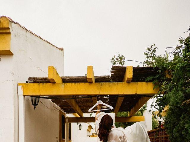 La boda de Carlos y Julia en Santiago De La Ribera, Murcia 21