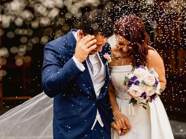 La boda de Carlos y Julia en Santiago De La Ribera, Murcia 40
