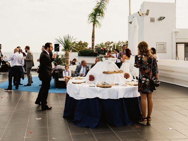 La boda de Carlos y Julia en Santiago De La Ribera, Murcia 45