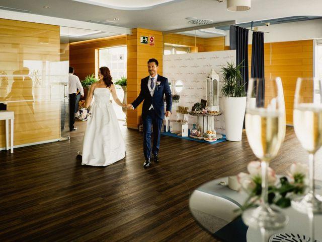 La boda de Carlos y Julia en Santiago De La Ribera, Murcia 56