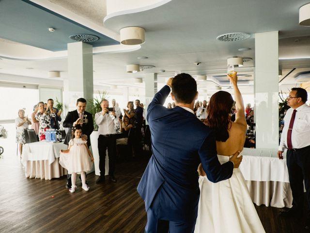 La boda de Carlos y Julia en Santiago De La Ribera, Murcia 57