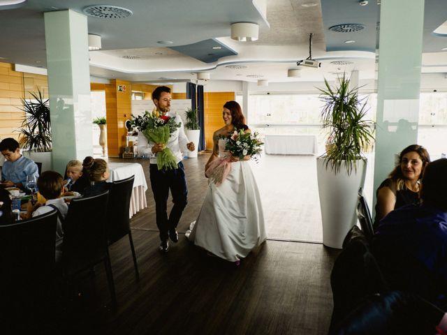 La boda de Carlos y Julia en Santiago De La Ribera, Murcia 59
