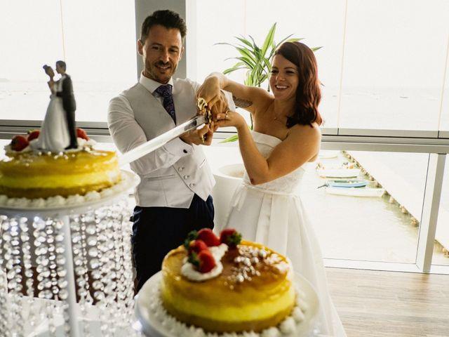 La boda de Carlos y Julia en Santiago De La Ribera, Murcia 61