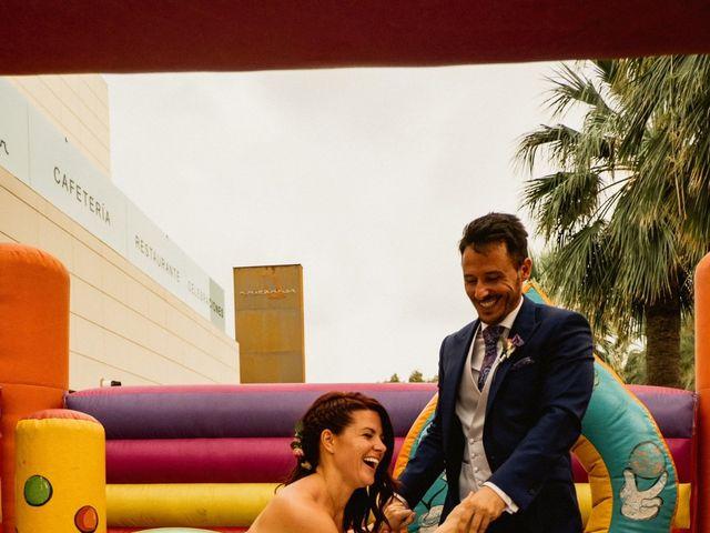 La boda de Carlos y Julia en Santiago De La Ribera, Murcia 63