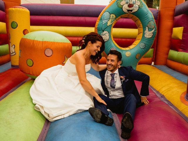 La boda de Carlos y Julia en Santiago De La Ribera, Murcia 64