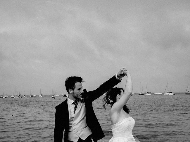 La boda de Carlos y Julia en Santiago De La Ribera, Murcia 69