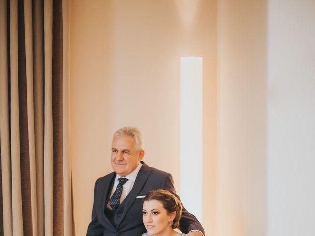La boda de Diego y Cris en Aranjuez, Madrid 4