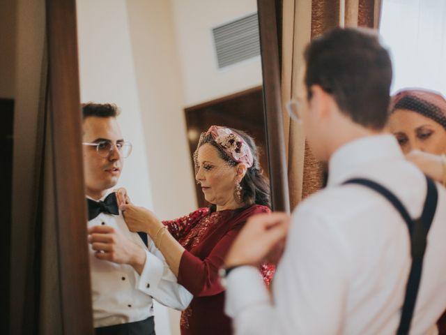 La boda de Diego y Cris en Aranjuez, Madrid 7