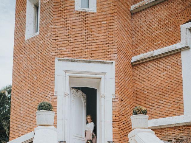 La boda de Diego y Cris en Aranjuez, Madrid 28