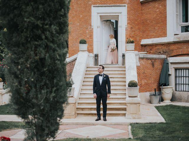 La boda de Diego y Cris en Aranjuez, Madrid 29