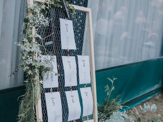 La boda de Diego y Cris en Aranjuez, Madrid 50