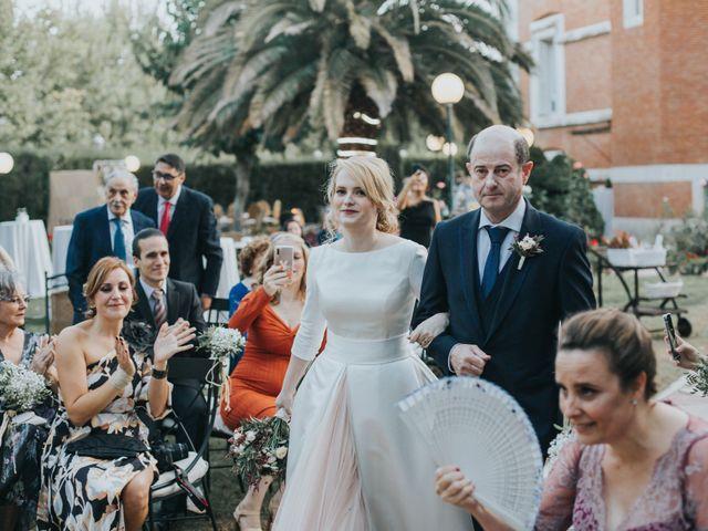 La boda de Diego y Cris en Aranjuez, Madrid 57