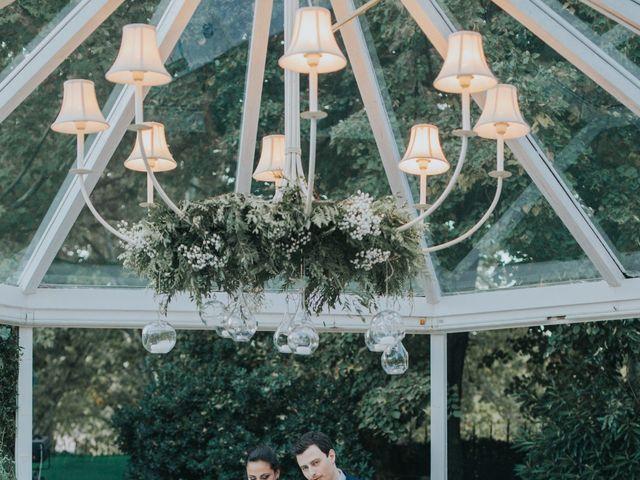 La boda de Diego y Cris en Aranjuez, Madrid 60