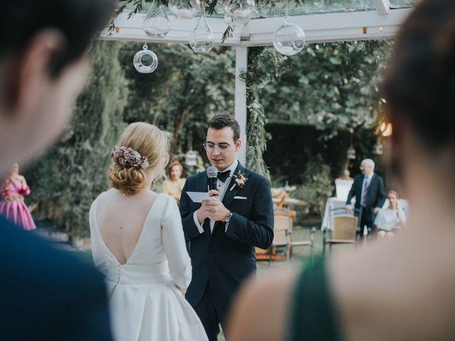 La boda de Diego y Cris en Aranjuez, Madrid 61